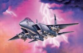 0166  F-15E STRIKE EAGLE