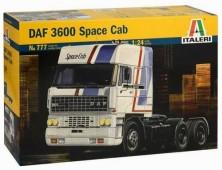 0777  DAF 3600 SPACE CAB  (1:24)