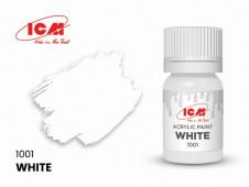 C1001 Белый(White)