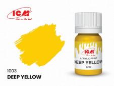 C1003 Глубокий желтый(Deep Yellow)