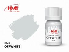 C1028 Грязно-белый(Offwhite)