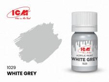 C1029 Бело-серый(White Grey)