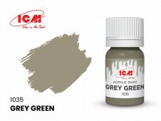 C1035 Серо-зеленый(Grey Green)