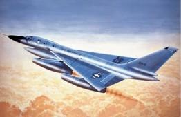 1142  B - 58 HUSTLER