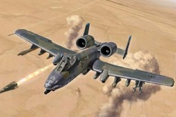 1376  A-10A/C Thunderbolt II