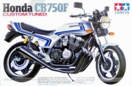 14066 1/12 Honda CB750F 'Custom Tuned'