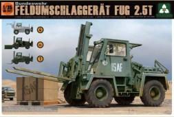 2021 Bundeswehr Feldumschlagger t FUG 2,5T