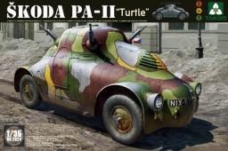 2024 WWII Skoda PA-II (Turtle)