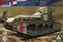 2025 WWI Medium Tank Mk A  Whippet