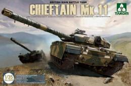 2026 British Main Battle Tank Chieftain Mk.11