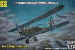 207219 Ночной бомбардировщик По-2