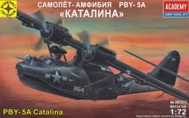 "207273 Самолет-амфибия PBY-5A ""Каталина"""