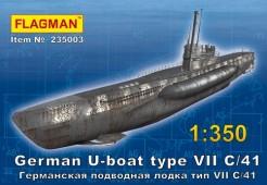 235003 Германская подлодка типа VII C/41