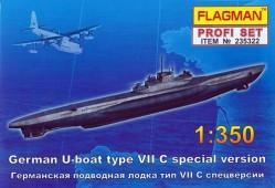 235322 Германская подлодка типа VII C спец.версии