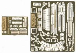 235822 Набор ФТД для модели германской подлодки типа VII C спец.версии