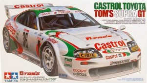 24163 Castrol Toyota Tom's Supra GT