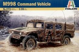 0273 M998 Command Vehicle