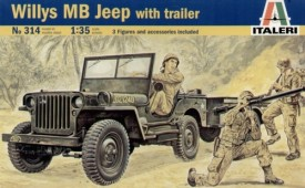 0314 Willys MP Jeep