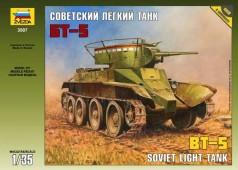 3507 Советский лёгкий танк БТ-5