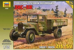 3529 Советский грузовой автомобиль ЗиС-5В