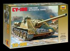 3531 Советский истребитель танков СУ-100