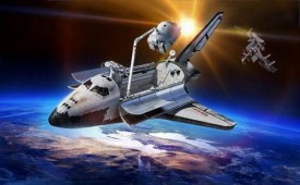 ARK14402d Космический корабль Буран