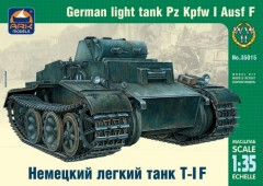 ARK35015 Немецкий легкий танк Т-I F