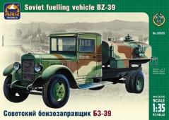 ARK35035 Советский бензозаправщик БЗ-39