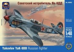 ARK48002 Советский истребитель Як-9ДД