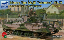 "CB35144 Infantry Tank Mk.III ""Valentine"" Mk.IX"