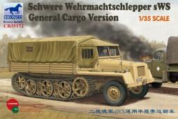 CB35172 Schwere Wehrmachtschlepper sWs General Cargo Version