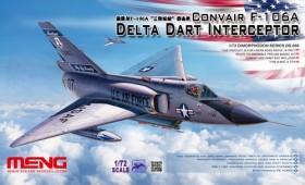 DS-006 F-106A Delta Dart Interceptor