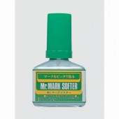 MS-231  разбавитель для декалей  THINNER MR.MARK SOFTER 40мл