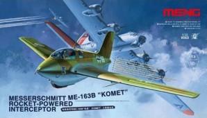QS-001 Messerschmitt Me163B Komet Rocket-Powered Interceptor