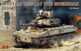 RM-5020 1/35 M551 SHERIDAN