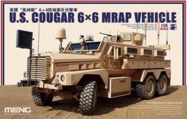 SS-005 U.S. COUGAR 6Ч6 MRAP VEHICLE