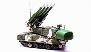 SS-014 Russian 9K37M1 Buk Air Defense Missile System